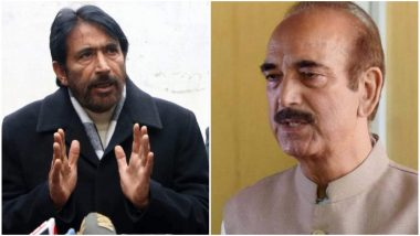 Ghulam Nabi Azad Stopped at Srinagar Airport, Being Sent Back to Delhi as Kashmir Reels Under Curfew Amid Article 370 Abrogation