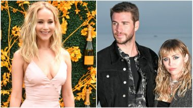 What's Cooking Between Liam Hemsworth and Jennifer Lawrence Post his Split from Wife, Miley Cyrus?