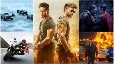 WAR Trailer: From The November Man to Batman v Superman, 7 Movies Hrithik Roshan and Tiger Shroff's Action Film Reminded Us Of!