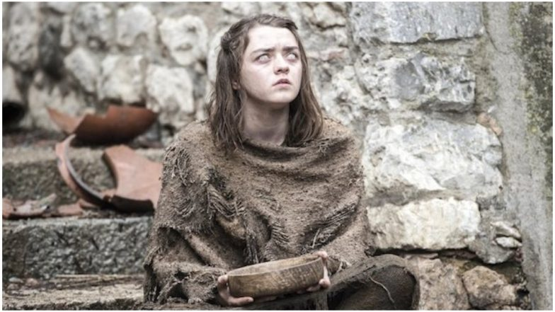Game of Thrones' Arya Stark Picture Shared on Social Media As 'Blind Kashmiri Girl Tortured by Indian Army'