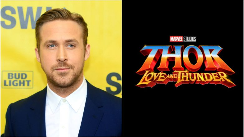 'Thor: Love And Thunder': Ryan Gosling Spotted With Director