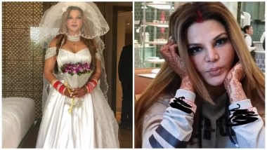 Rakhi Sawant Confirms She Is Married, Says She Met Her 'Pardesiya' Only 15 Days Before the Wedding