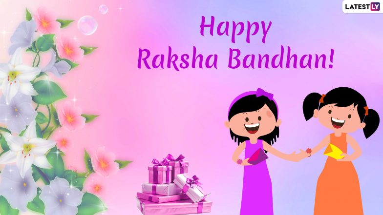 Raksha Bandhan 2019 Special: Rakhi Shouldn't be Limited to Tying Thread on Your Brother's Wrist, Let's Thank Everyone Who Takes Care of Us