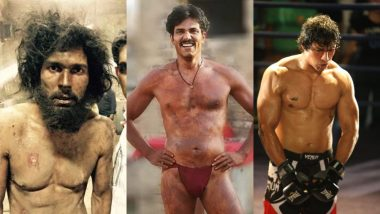 Birthday Boy Randeep Hooda Is Bollywood's Reply to Christian Bale When It Comes to Transformations (See Pics and Videos)