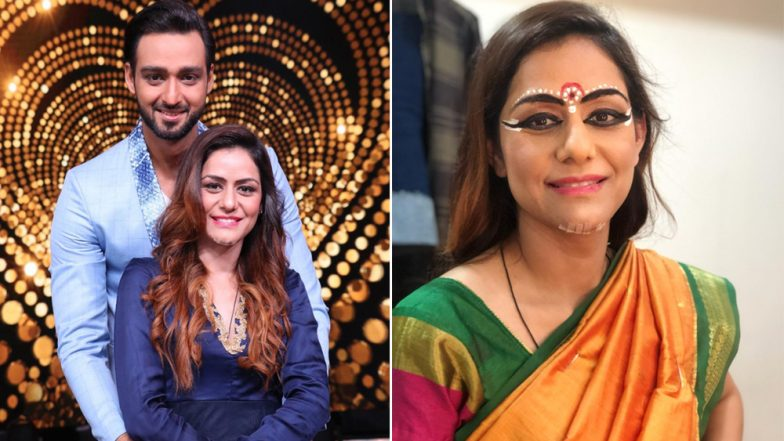 Nach Baliye 9: Sourabh Raaj Jain's Wife Ridhima Jain Gets Stitches After A Major Fall, Continues To Shoot For Her Performance!