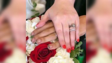 Groom Roasted for Dirty Nails! Viral Facebook Page Share Couple's Wedding Day Pic and the Internet Is Disgusted