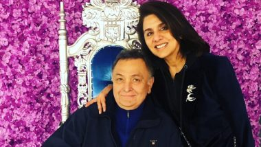 Neetu Kapoor Confirms Rishi Kapoor Is Returning to India in a Post Brimming with Gratitude