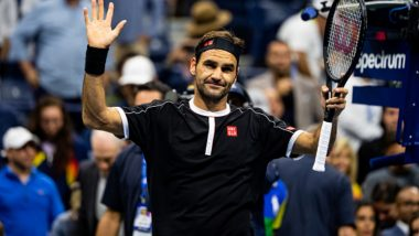 Roger Federer vs Damir Džumhur US Open 2019 Live Streaming & Match Time in IST: Get Telecast & Free Online Stream Details of Second Round Tennis Match in India