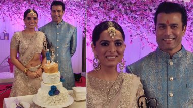 Kundali Bhagya Actress Ruhi Chaturvedi Gets Engaged To Chhoti Sardaarrni Actor Shivendraa Om Saainiyol