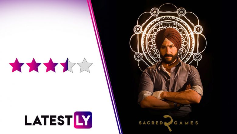 Sacred Games 2 Review: Saif Ali Khan and Nawazuddin Siddiqui's Netflix Series Finds a Strong Footing in the Second Season
