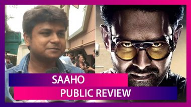 Saaho Movie Public Review: Know What Fans Think Of Prabhas & Shraddha Kapoor's Performance
