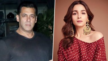 Salman Khan Announces 'Inshallah' Delayed, One Day after Alia Bhatt Was Spotted at Sanjay Leela Bhansali's Office!