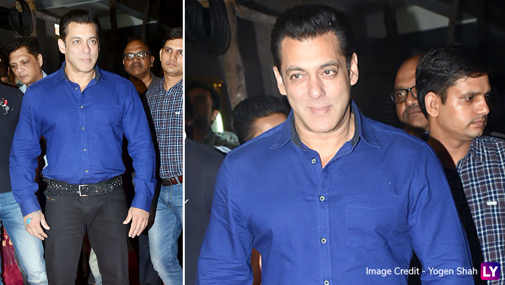 Salman Khan attends the event celebrating 25 years of HAHK
