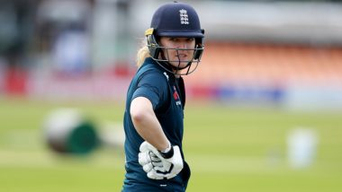 Sarah Taylor Retires From International Cricket: English Wicket-Keeper Thanks Family and Friends For Their Support
