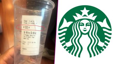 Starbucks Cashier Prints 'ISIS' on Glass of Coffee Ordered by Muslim Men in Philadelphia