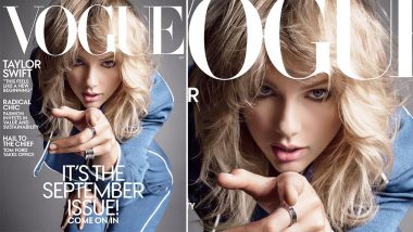 Taylor Swift on Vogue Cover: The 'You Need to Calm Down' Singer on Her Stand for LGBTQ Rights, Sexism Trump and More