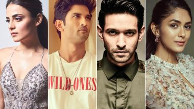 Mrunal Thakur, Sushant Singh Rajput, Vikrant Massey: Here Are Actors Who Made A Successful Move to the Movies From Television!