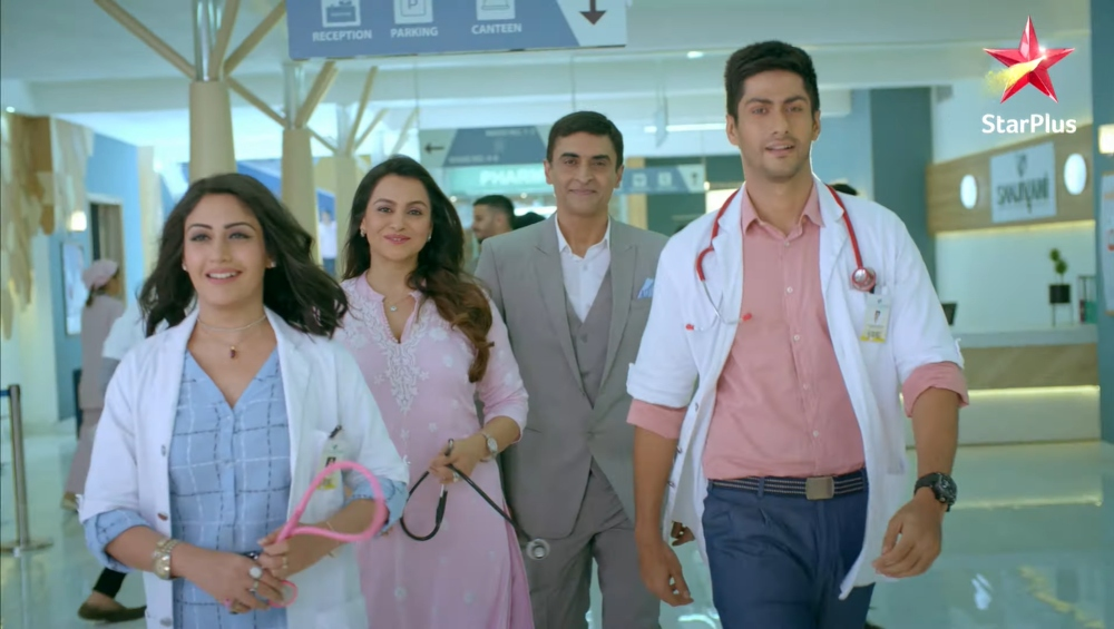 Sanjivani 2 October 10, 2019 Written Update Full Episode: Shashank Decides to Tell Juhi The Truth, While Ishani is Overwhelmed by Sid's Gesture