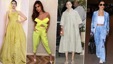 Alia Bhatt, Malaika Arora and Tara Sutaria Fail their Fashion Test this Week - View Pics