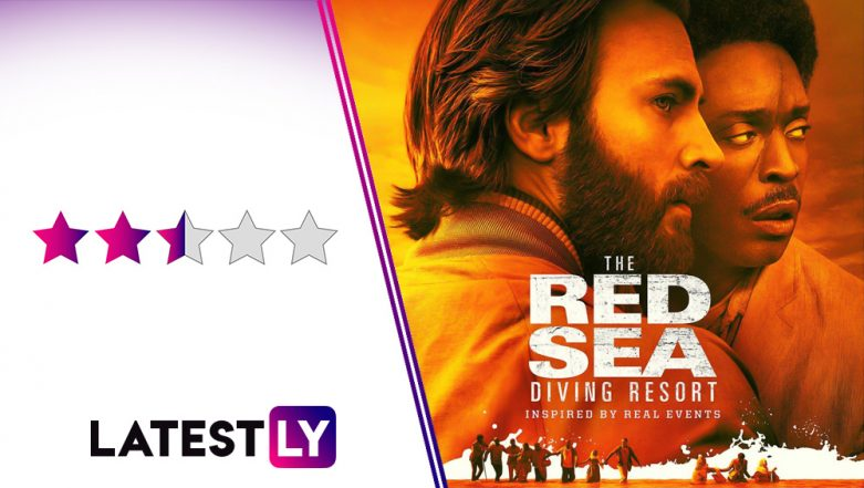The Red Sea Diving Resort Movie Review: Chris Evans Tries to Pull Off a Lazy 'Argo' in This Real-Life Netflix Thriller