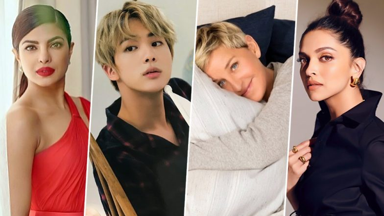 Ellen,Priyanka Chopra, BTS,Deepika Padukone AndKim Kardashian Amongst Top Celebs With Fake Followers on Instagram and Twitter!