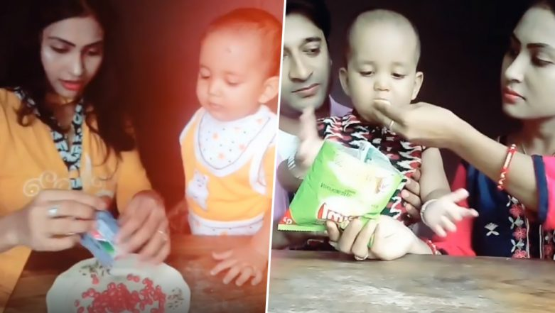 How to Trick Your Toddler into Eating Fruits and Vegetables: TikTok Mom's Hilarious Hacks Are What Every Parent Needs! (Watch Funny Videos)