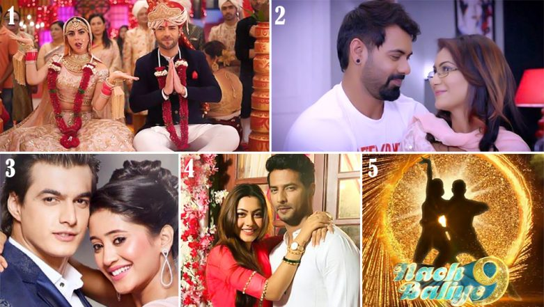 BARC Report Week 30, 2019: Kumkum Bhagya and Kundali Bhagya Stay Put At Top 2, Nach Baliye 9 Makes Its Debut!