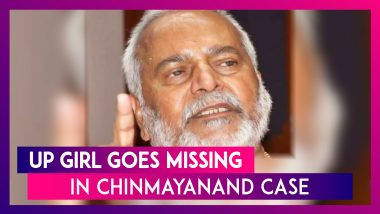 UP Girl Goes Missing Days After Accusing BJP Leader Swami Chinmayanand Of Harassment In Shahjahanpur