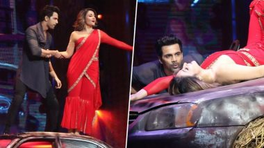 Nach Baliye 9: Urvashi Dholakia on Working With Anuj Sachdeva - 'It Was The Best 2 Months Spending Hours Working With You And This Is Just The Start'