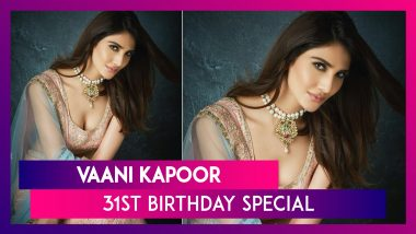 Happy Birthday Vaani Kapoor: Instagram Pictures That Prove The Befikre Girl Is Every Man's Dream