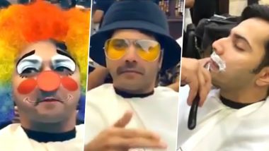Varun Dhawan Starts Prep for Coolie No 1 and Shows Why He's the Best Choice for the Film With His Hilarious Antics in This New Video