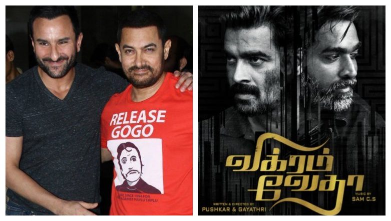 After Dil Chahta Hai, Aamir Khan and Saif Ali Khan to Come Together for Vikram Vedha Remake?