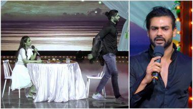 Nach Baliye 9: Vishal Aditya Singh Threatens To Quit The Show, Ex Madhurima Tuli Says That Is His Way Of Gaining Attention!