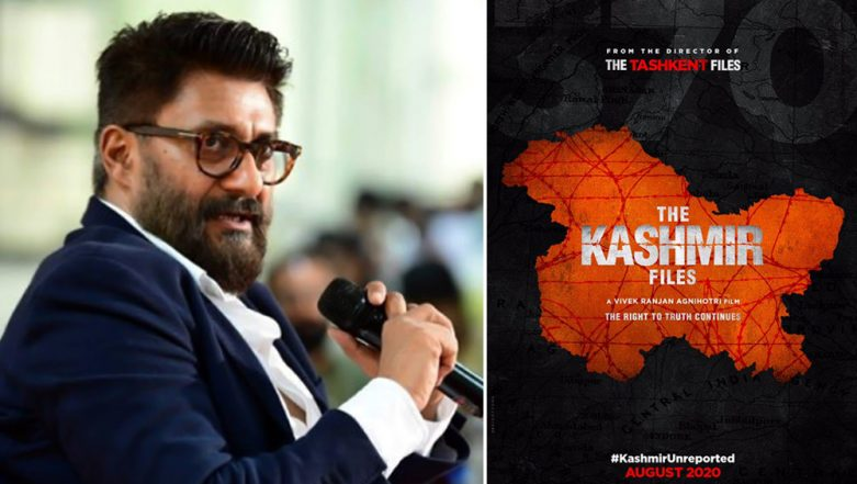 The Kashmir Files: Vivek Agnihotri's Next Project on Tragic Unreported Kashmiri Pandit Genocide to Release on August 2020