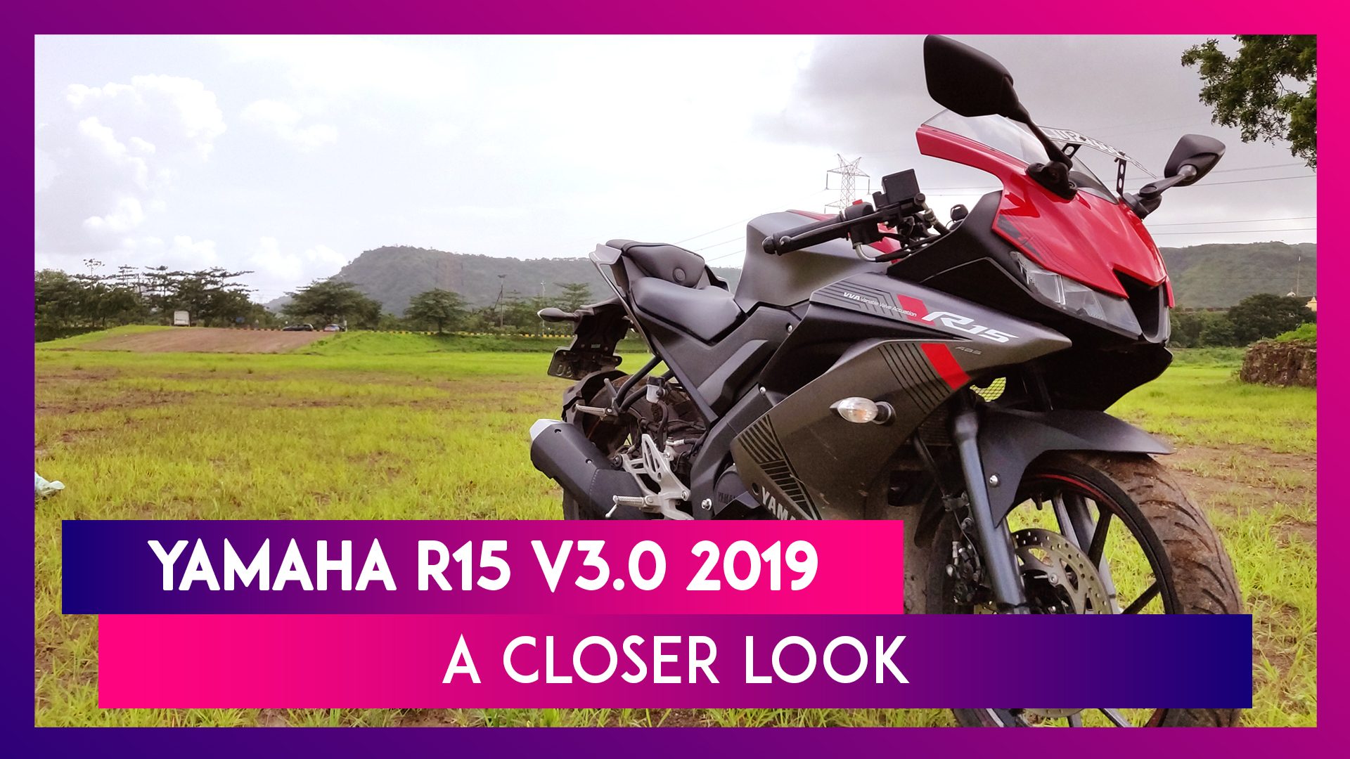 Yamaha R15 V3.0 ABS Review: Here's A Closer Look At This Feature Loaded Bike