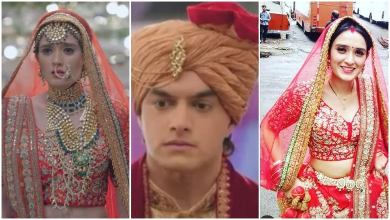Yeh Rishta Kya Kehlata Hai Spoilers: Kartik Leaves Naira and Gets Married To Vedika? LEAKED Picture of Pankhuri Awasthy From Show's Set Goes Vira!