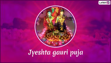 Jyeshtha Gauri Puja 2019 Date: Puja Vidhi, Shubh Mahurat and Rituals of The Festival Celebrated on the Third Day of Ganesh Utsav