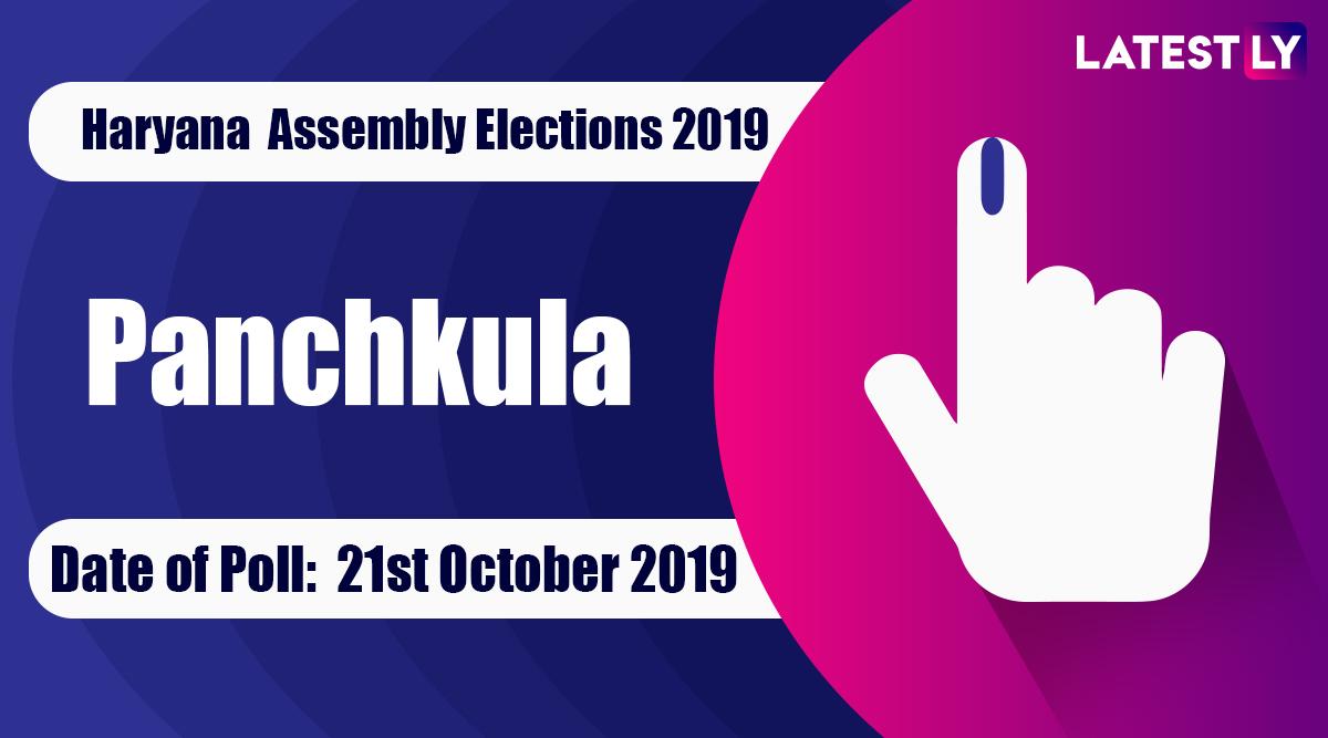 Panchkula Vidhan Sabha Constituency Election Result 2019 in Haryana: Gian Chand Gupta of BJP Wins MLA Seat in Assembly Polls