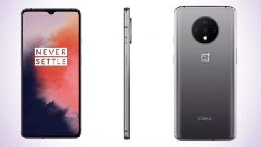 LIVE Updates: OnePlus 7T & OnePlus TV Launched in India; Prices, Features, Sale Date & Specifications