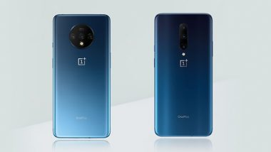 OnePlus New Year Sale 2020: Discounts Up To Rs 3000 on OnePlus 7T, OnePlus 7 Pro, OnePlus 7T Pro & Accessories