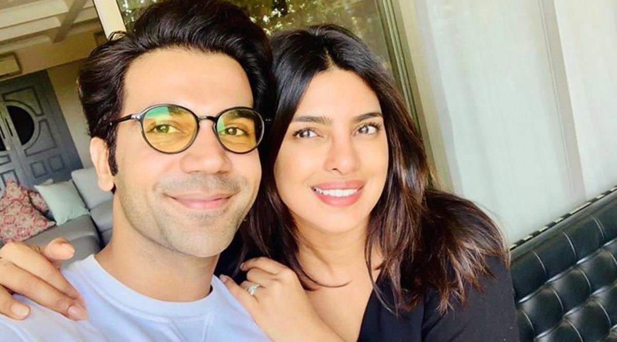 Rajkummar Rao Can't Wait to Star Alongside Priyanka Chopra for Netflix's The White Tiger