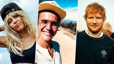 Miley Cyrus, Ed Sheeran, Khloé Kardashian Show Support to Justin Bieber as he pens a Heart-Warming Confession Post