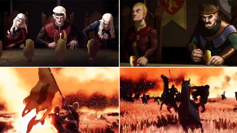 Game Of Thrones Prequel Teaser: Aegon's Conquest to Dance of the Dragons, Here's What the Targaryen Spin-Off Will Be All About (Watch Video)