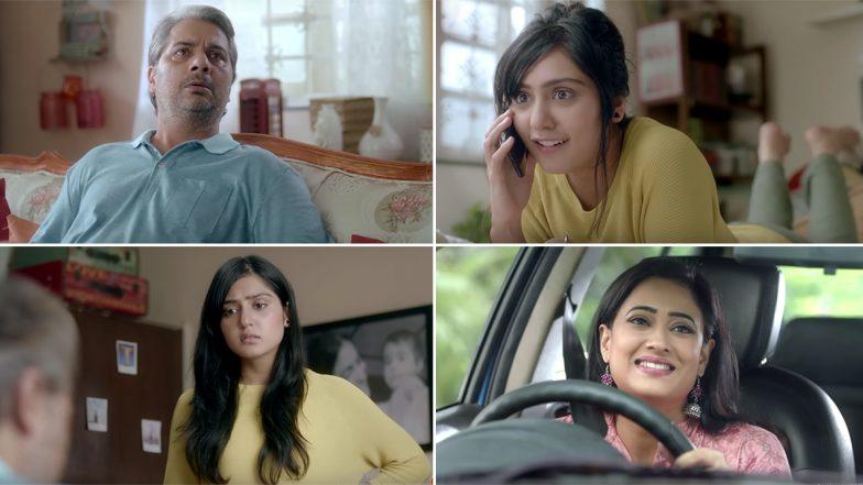 Mere Dad Ki Dulhan Teaser: Shweta Tiwari and Varun Badola's New Show Looks Entertaining and a Perfect Comeback for the Kasauti Zindagi Kay Star (Watch Video)