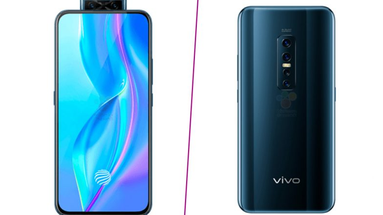 Vivo V17 Pro Smartphone With Dual Pop-Up Selfie Camera, Quad Rear Cameras Coming Soon; Specifications Leaked Online