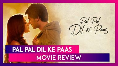 Pal Pal Dil Ke Paas Movie Review: Sunny Deol Romantic Drama Is Visually Stunning But Shallow