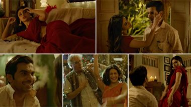 Sanedo Song from Made In China: Mouni Roy and Rajkummar Rao Spice Up This Navaratri Special Number With a Crackling Chemistry (Watch Video)