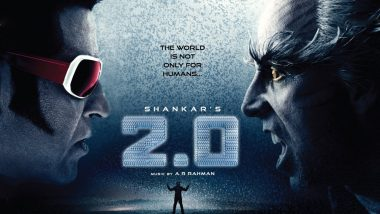 2.0 Movie Mania in China! Rajinikanth-Akshay Kumar's Film to Release Today (View Pics)
