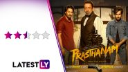 Prassthanam Movie Review: Watch This Crime Thriller for Sanjay Dutt, Ali Fazal and Satyajeet Dubey's Terrific Performances