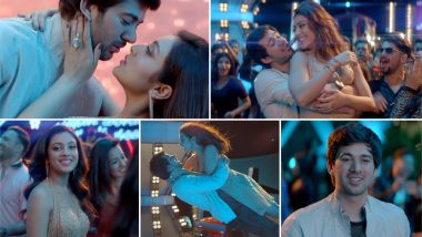 Ishaq Chaliya Song from Pal Pal Dil Ke Paas: Karan Deol and Sahher Bambba Dance Their Hearts Out on This Club Track (Watch Video)